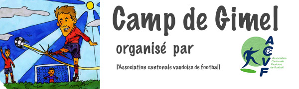 Camp de football de Gimel